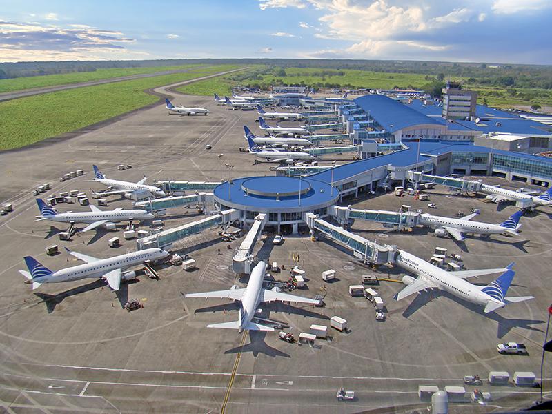 Panamá se prepara para convertirse en un HUB de carga aérea |