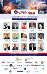 Panama Supply Chain Forum 2019 @ Hotel Sheraton