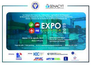 EXPO LOGÍSTICA PANAMÁ 2019 @ Camára de Comercio Industrias y Agricultura de Panamá