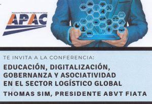 CONFERENCIA APAC